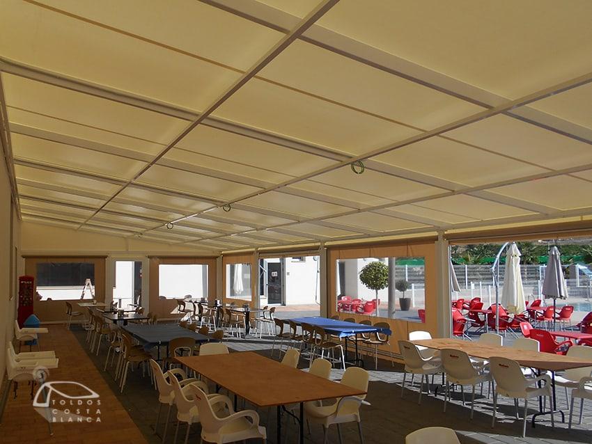 Clausura Restaurante Terraza en Benidorm